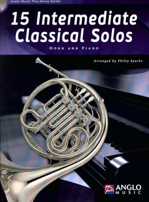 15 Intermediate Classical Solos Partition Cor - laflutedepan