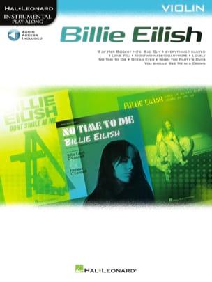 BILLIE EILISH pour Violon Billie Eilish Partition laflutedepan