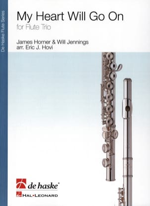 My Heart Will Go On Horner James / Jennings Will laflutedepan