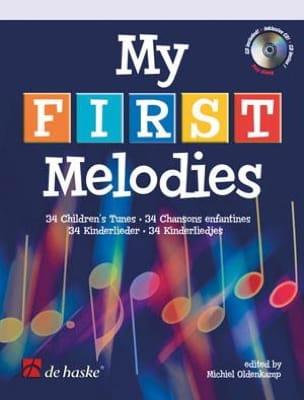 My First Melodies Michiel Oldenkamp Partition Saxophone - laflutedepan