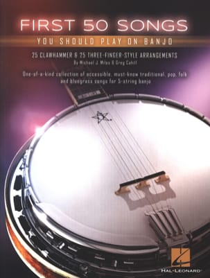 First 50 Songs You Should Play on Banjo Partition laflutedepan