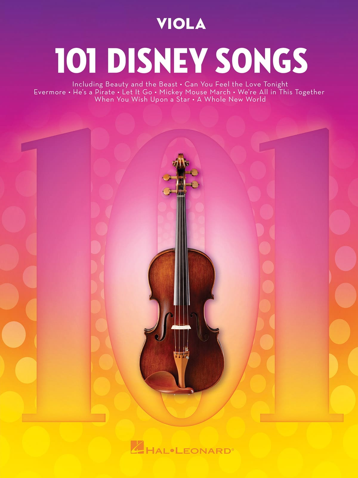 101 Disney Songs - DISNEY - Partition - Alto - laflutedepan.com