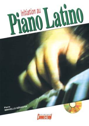 Initiation au piano latino Pierre Minvielle-Sebastia laflutedepan