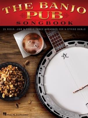 The Banjo Pub Songbook Partition Musique du monde - laflutedepan