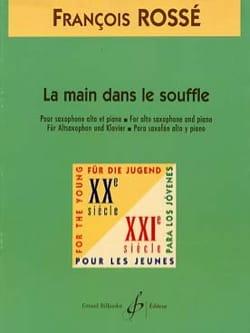 La Main Dans Le Souffle - François Rossé - laflutedepan.com