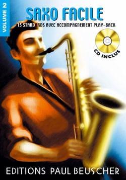 Saxo alto facile volume 2 Partition Saxophone - laflutedepan