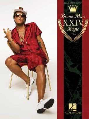 24K Magic Bruno Mars Partition Pop / Rock - laflutedepan