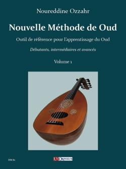 Nouvelle Méthode de Oud - Volume 1 Noureddine Ozzahr laflutedepan