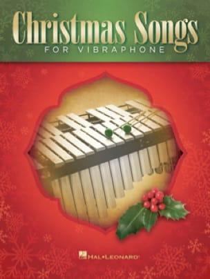 Christmas Songs for Vibraphone - Partition - laflutedepan.com