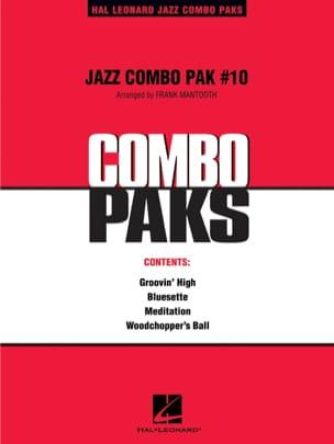 Jazz Combo Pak # 10 Partition ENSEMBLES - laflutedepan
