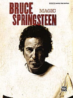 Magic Bruce Springsteen Partition Pop / Rock - laflutedepan