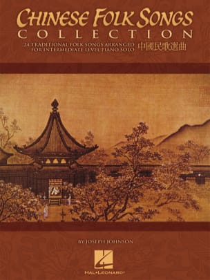Chinese Folk Songs Collection Partition laflutedepan