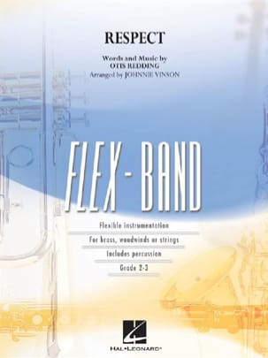 Respect - Flexband Aretha Franklin Partition ENSEMBLES - laflutedepan