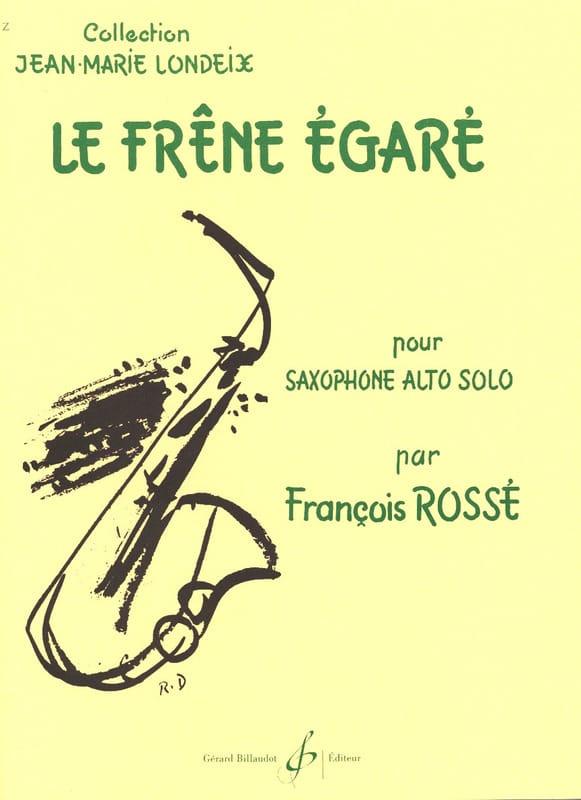 Le Frêne Egaré - François Rossé - Partition - laflutedepan.com