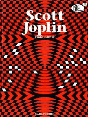 Scott Joplin - Piano Music All Time Favorites - Partition - di-arezzo.ch