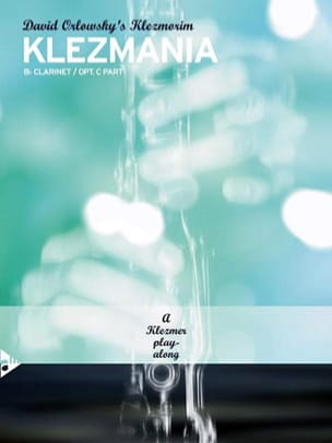 Klezmania David Orlowsky Partition Clarinette - laflutedepan