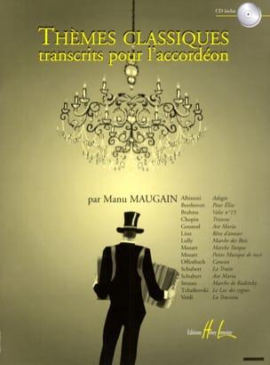 Thèmes Classiques Transcrits Pour L' Accordéon laflutedepan