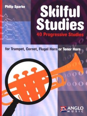 Skilful Studies - 40 Progressive Studies Philip Sparke laflutedepan