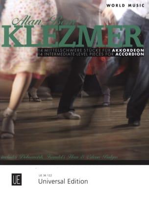 World music Klezmer Traditionnel Partition Accordéon - laflutedepan