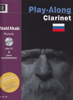World Music Russia Play-Along Clarinet - laflutedepan.com