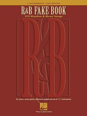 R&B fake book - 2nd Edition - Partition - Jazz - laflutedepan.com