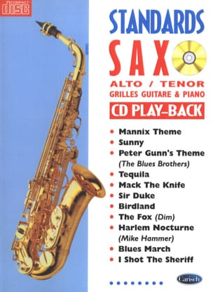 - Saxo Standards - Partition - di-arezzo.com