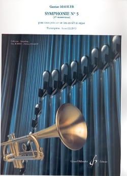 Symphonie N° 5 1er Mouvement MAHLER Partition Trompette - laflutedepan