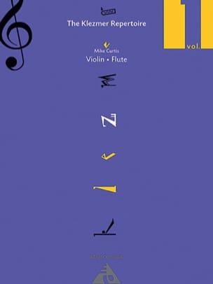 The Klezmer Repertoire Volume 1 Mike Curtis Partition laflutedepan