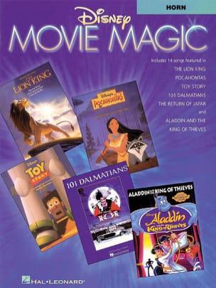 Disney Movie Magic DISNEY Partition Cor - laflutedepan