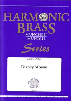 Disney Mouse DISNEY Partition Ensemble de cuivres - laflutedepan