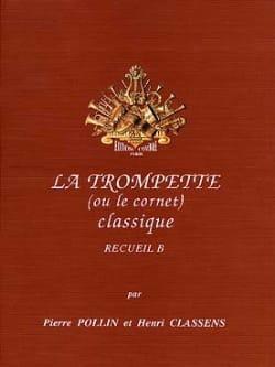 La trompette classique recueil B Partition Trompette - laflutedepan