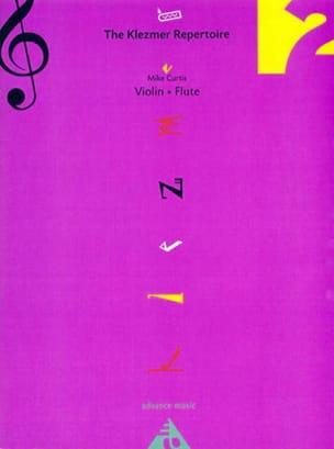 The Klezmer Repertoire Volume 2 Mike Curtis Partition laflutedepan