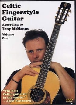 DVD - Celtic Fingerstyle Guitar Volume One - laflutedepan.com