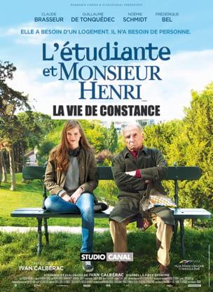Laurent Aknin - La Vie de Constance - Music from the film The student and Monsieur Henri - Partition - di-arezzo.com