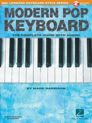 Modern Pop Keyboard - The Complete Guide with Audio laflutedepan