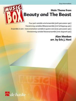 La Belle et la Bête - Music Box DISNEY Partition laflutedepan