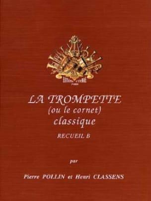 La trompette classique recueil B - Partition - laflutedepan.com