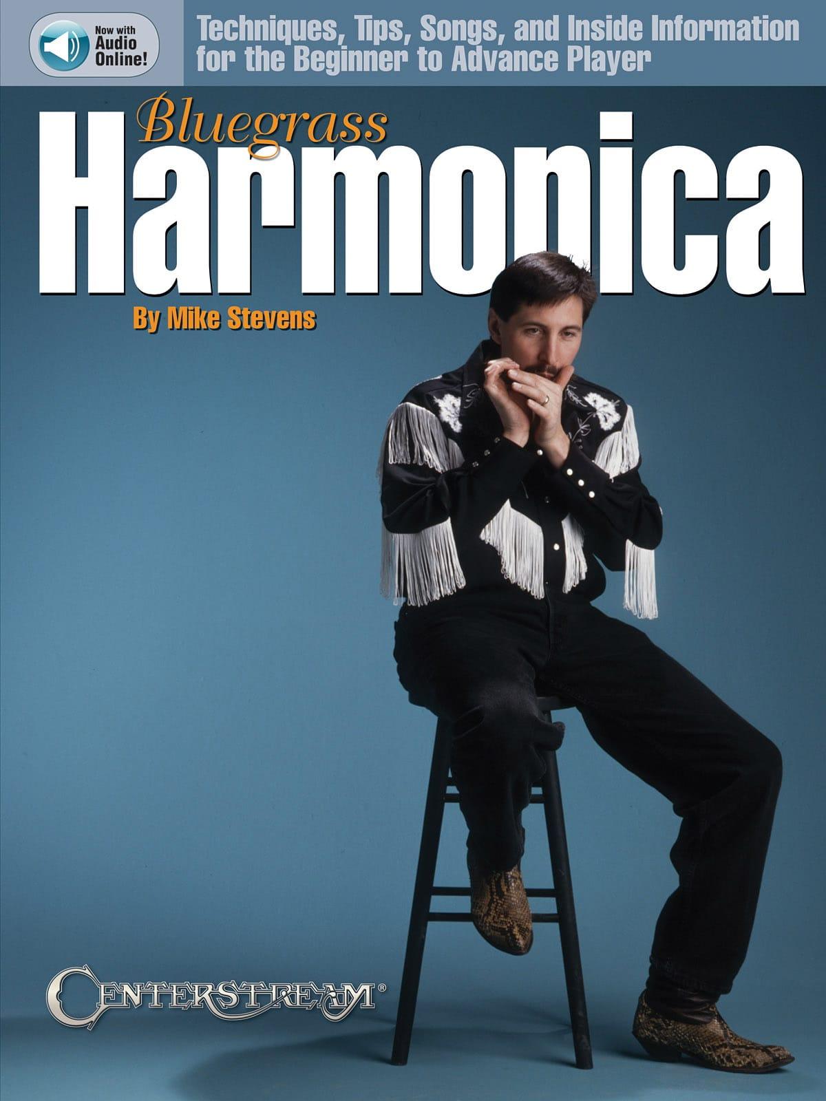 Bluegrass Harmonica - Mike Stevens - Partition - laflutedepan.com