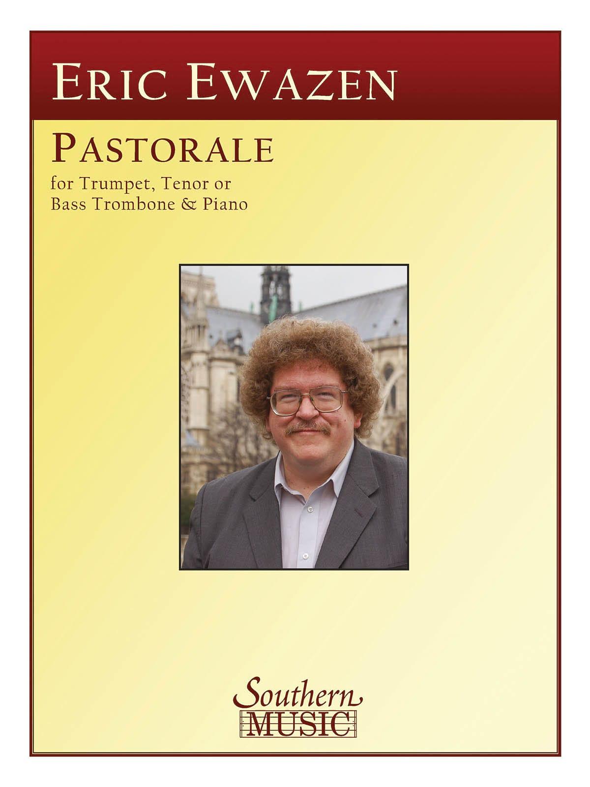 Ballade - Eric Ewazen - Partition - Trombone - laflutedepan.com