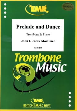 Prelude And Dance John Glenesk Mortimer Partition laflutedepan