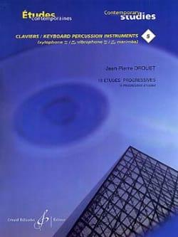 5-18 Etudes progressives - Etudes contemporaines claviers 5 laflutedepan