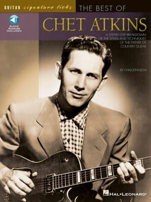 The Best of Chet Atkins - Signature Licks Chet Atkins laflutedepan