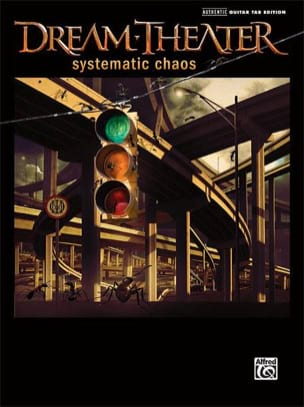 Systematic Chaos Dream Theater Partition Pop / Rock - laflutedepan