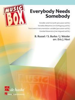 Everybody needs somebody - music box laflutedepan