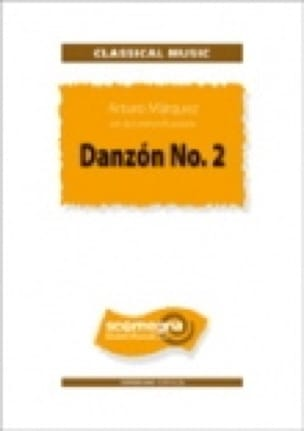 Danzon N° 2 - Arturo Marquez - Partition - laflutedepan.com