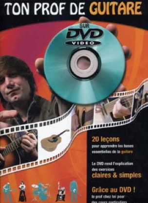 Ton Prof de Guitare Acoustique - COUP DE POUCE - laflutedepan.com