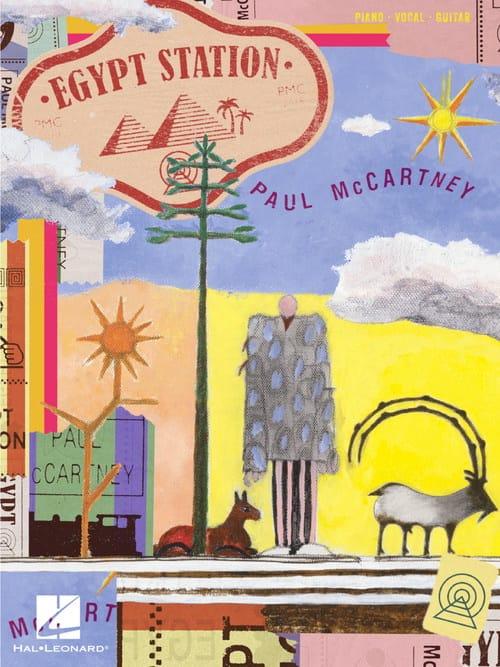 Egypt Station - Paul McCartney - Partition - laflutedepan.com