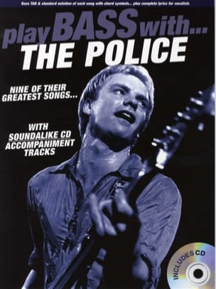 Play Bass With... The Police The Police Partition laflutedepan