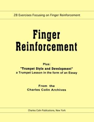 Finger Reinforcement Charles Colin Partition Trompette - laflutedepan