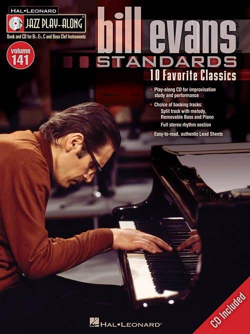 Jazz play-along volume 141 - Bill Evans - laflutedepan.com